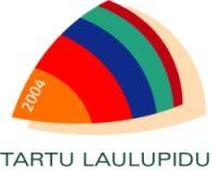 Tartu laulupeo 2004 logo